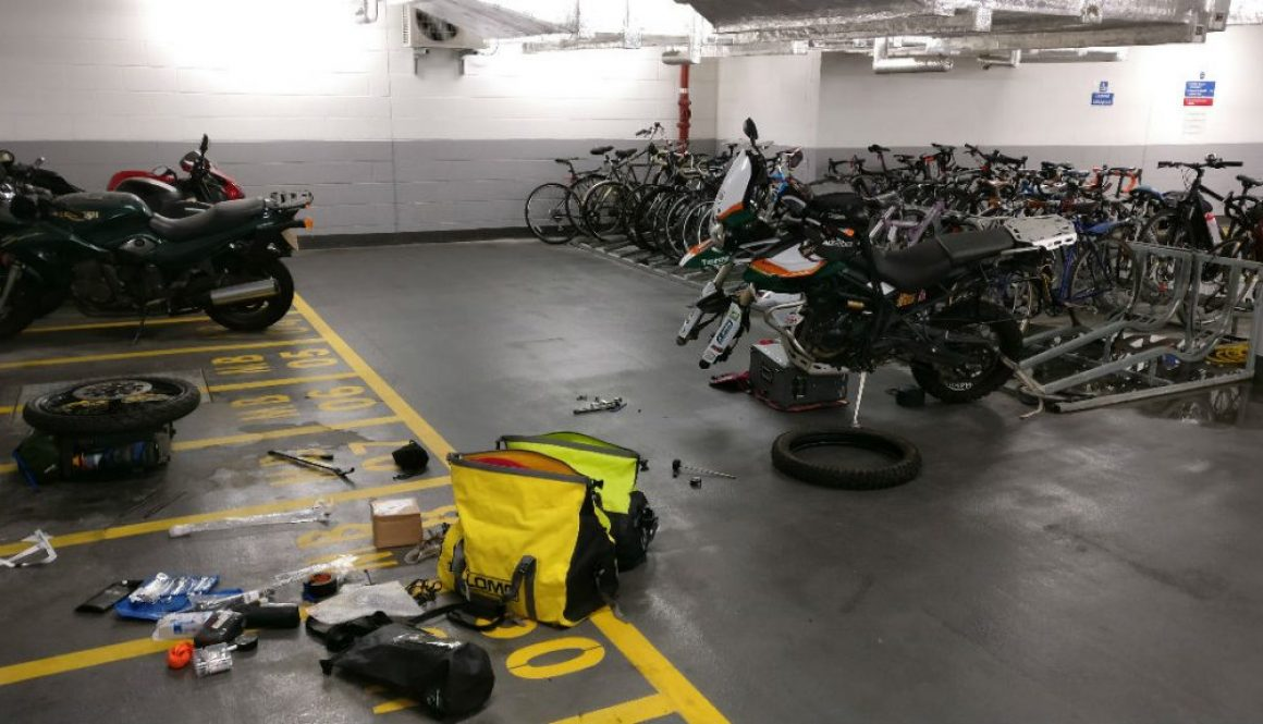 Can I fix it? Bike Servicing