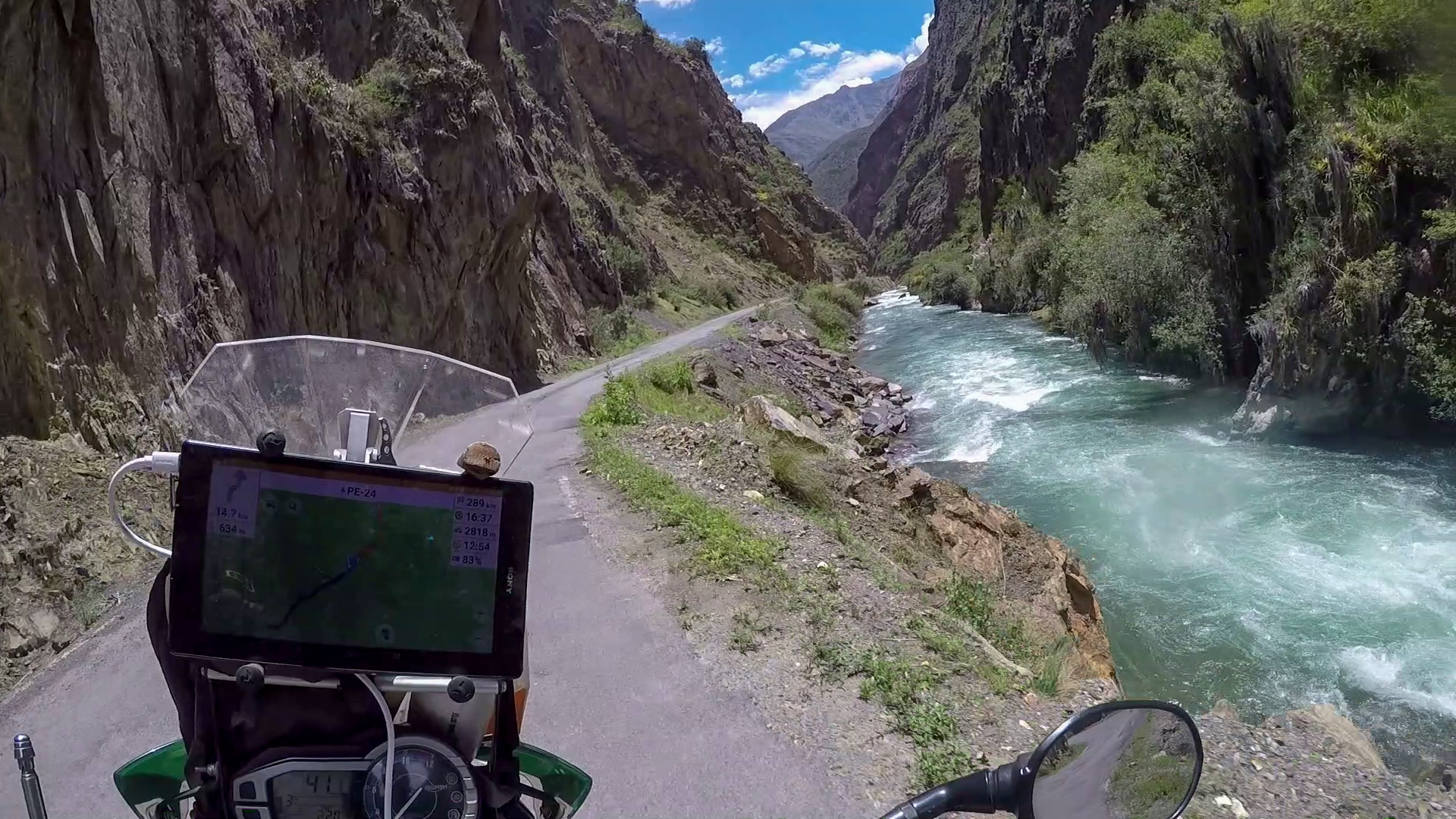 Epic Rides in Peru | Carr. Canete Yauyos | Huancaya District to San Vicente de Cañete