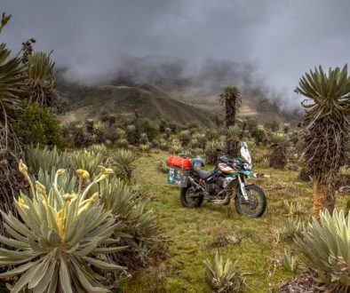 Epic Rides in Colombia | El Cocuy National Park