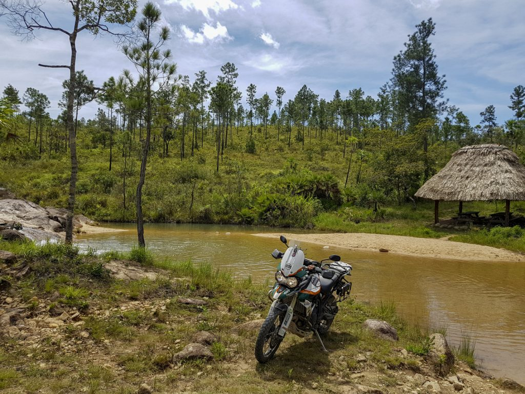 Epic Rides in Belize – Mountain Pine Ridge Forest