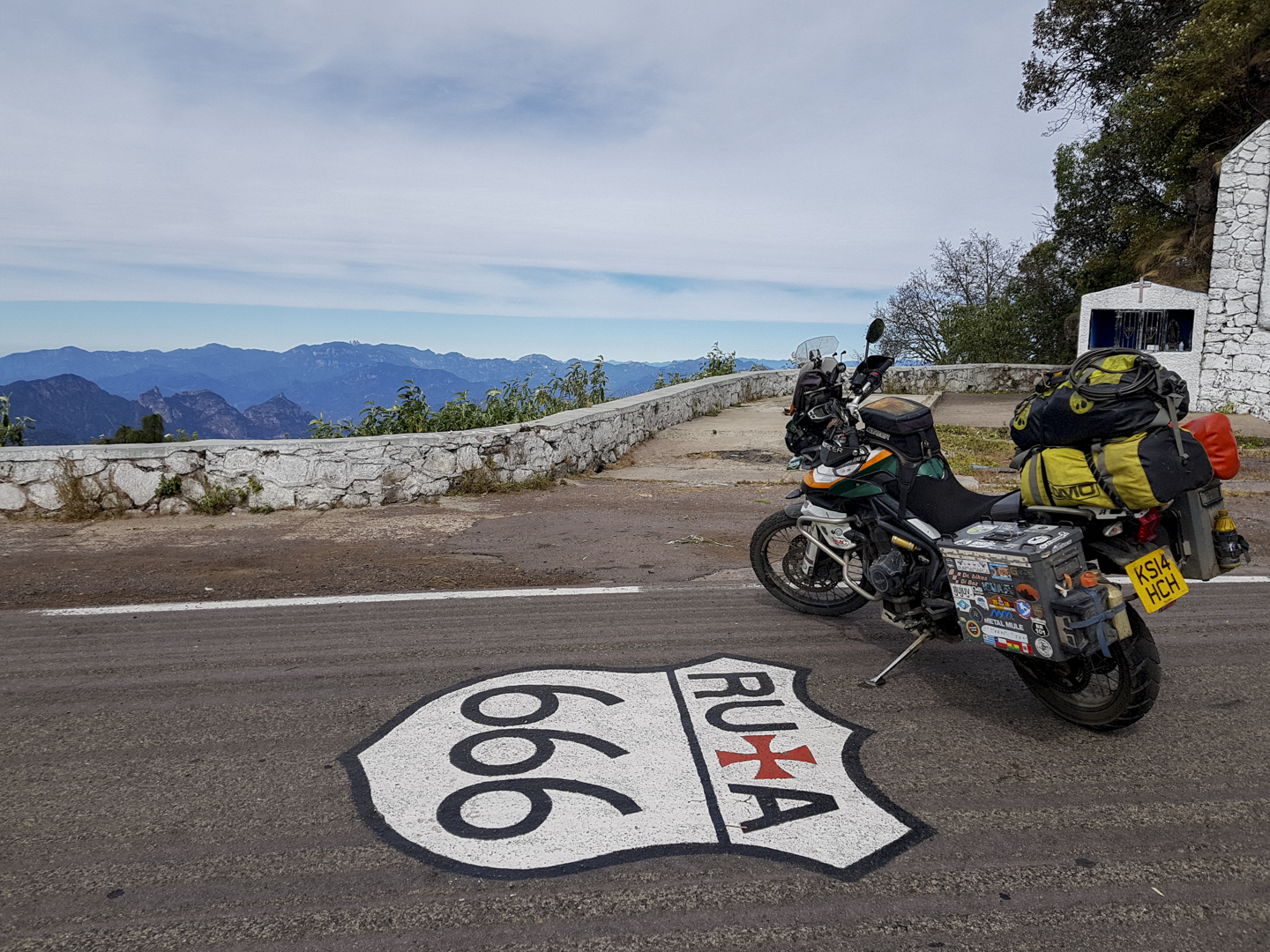 Epic Rides in Mexico – MEX 40/40D The Devils Backbone