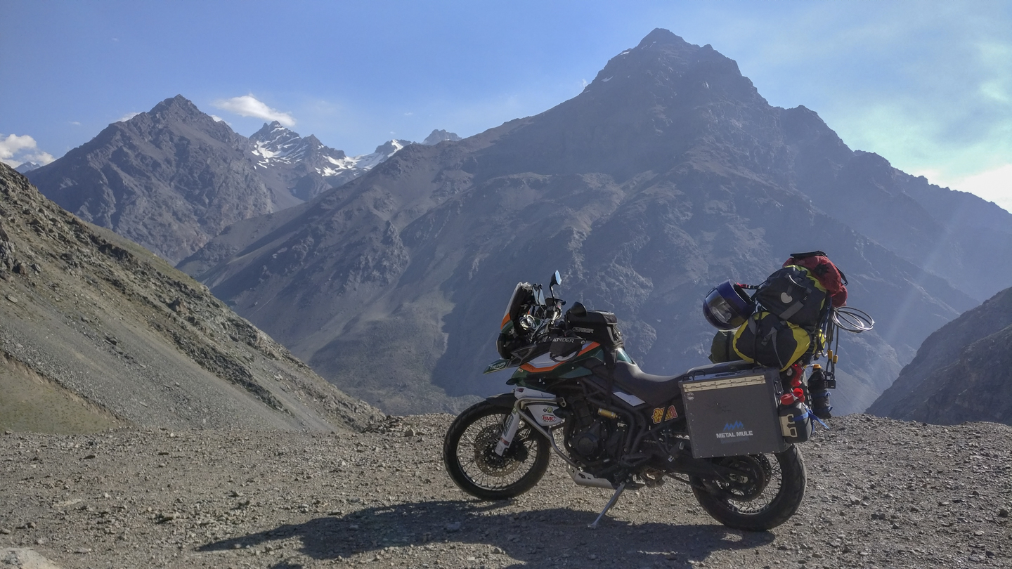 Epic Rides in Argentina/Chile | Los Libertadores Pass