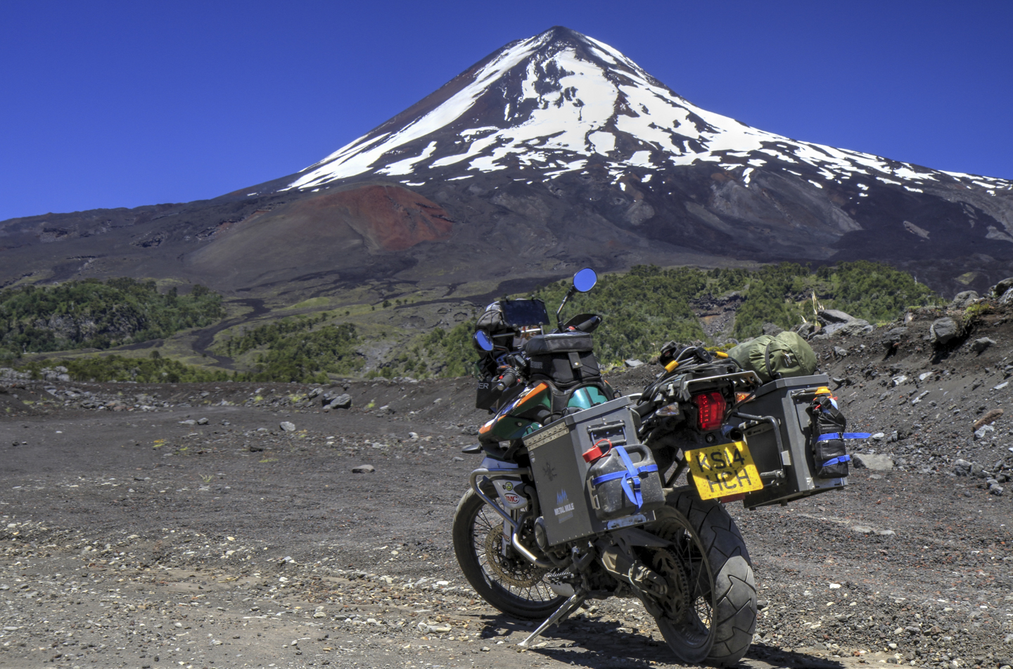 Epic Rides in Chile – Conguillío National Park