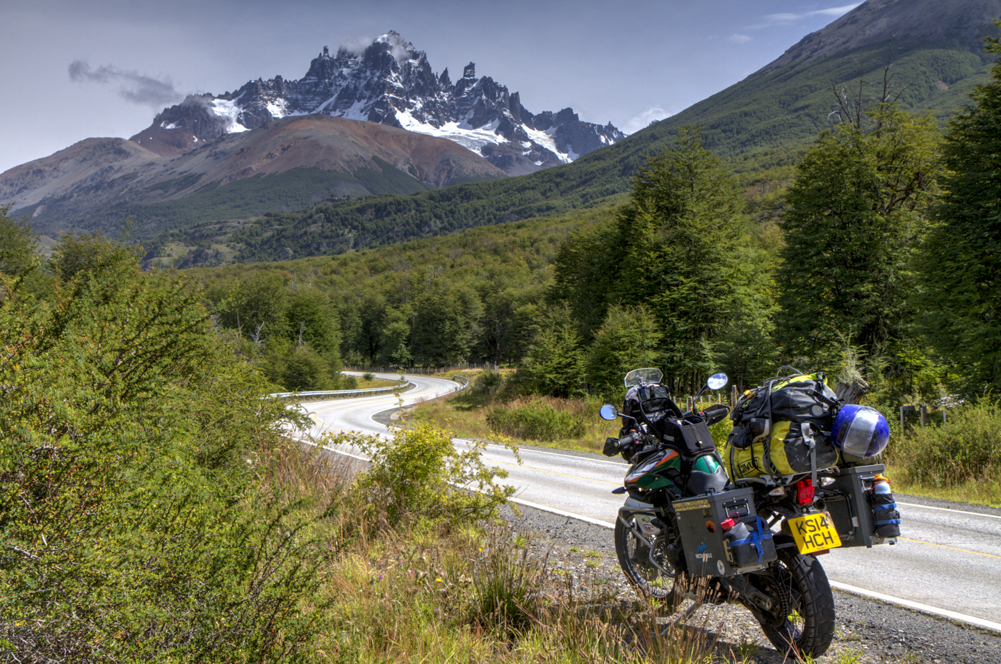 Epic Rides in Chile – Carretera Austral