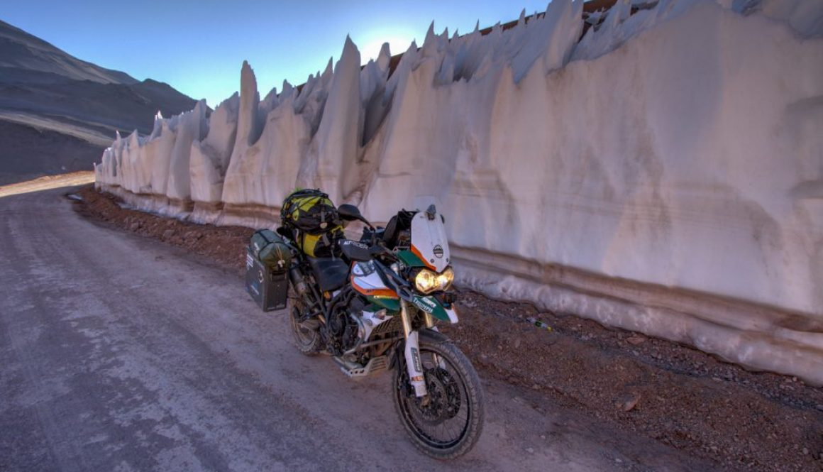 Epic Rides in Argentina/Chile – Agua Negra Pass