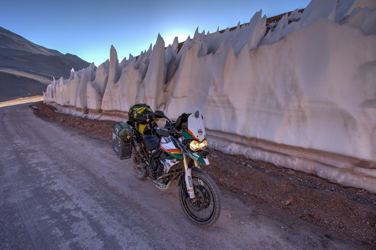 Epic Rides in Argentina/Chile | Agua Negra Pass