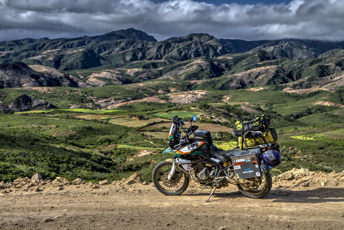 Epic Rides in Bolivia – Vallegrande to Samaipata