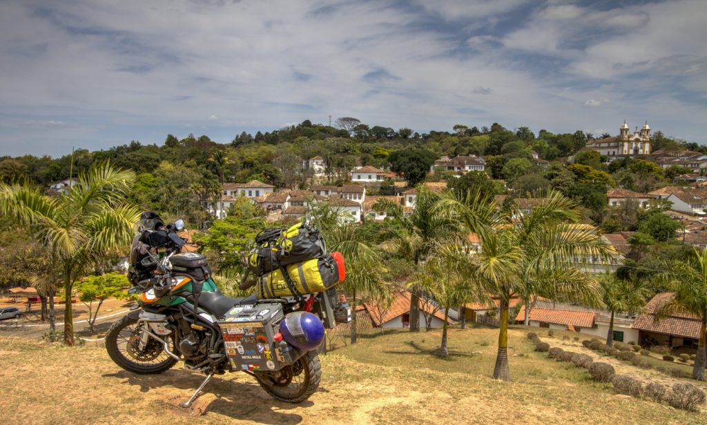 Epic Rides in Brazil | A ride through Minas Gerais