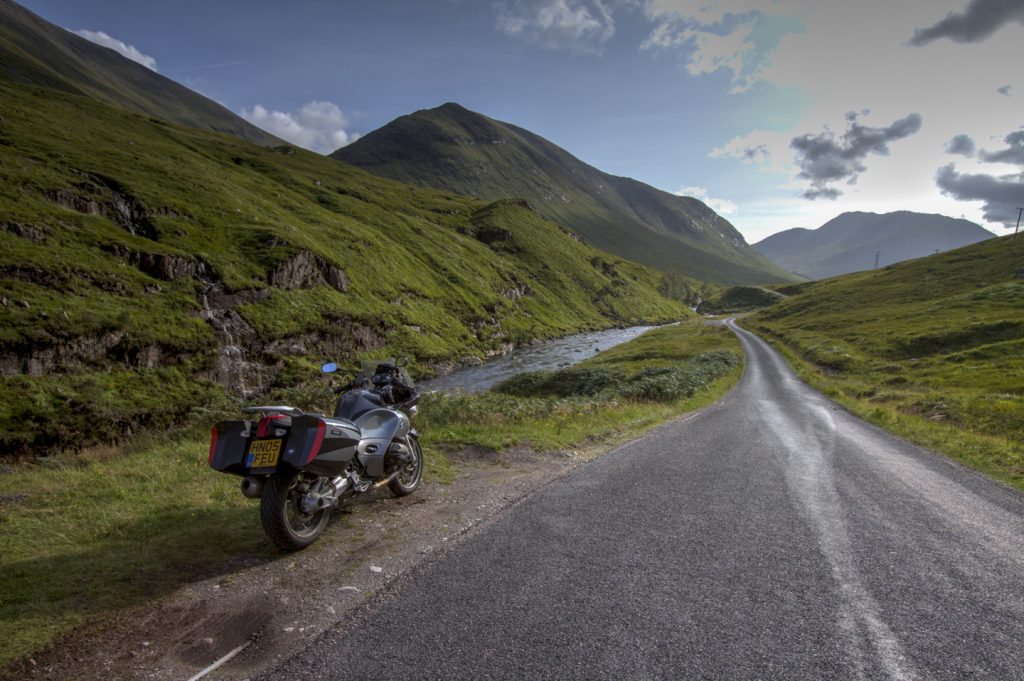 Epic Rides in Scotland | A82 Glasgow to Inverness