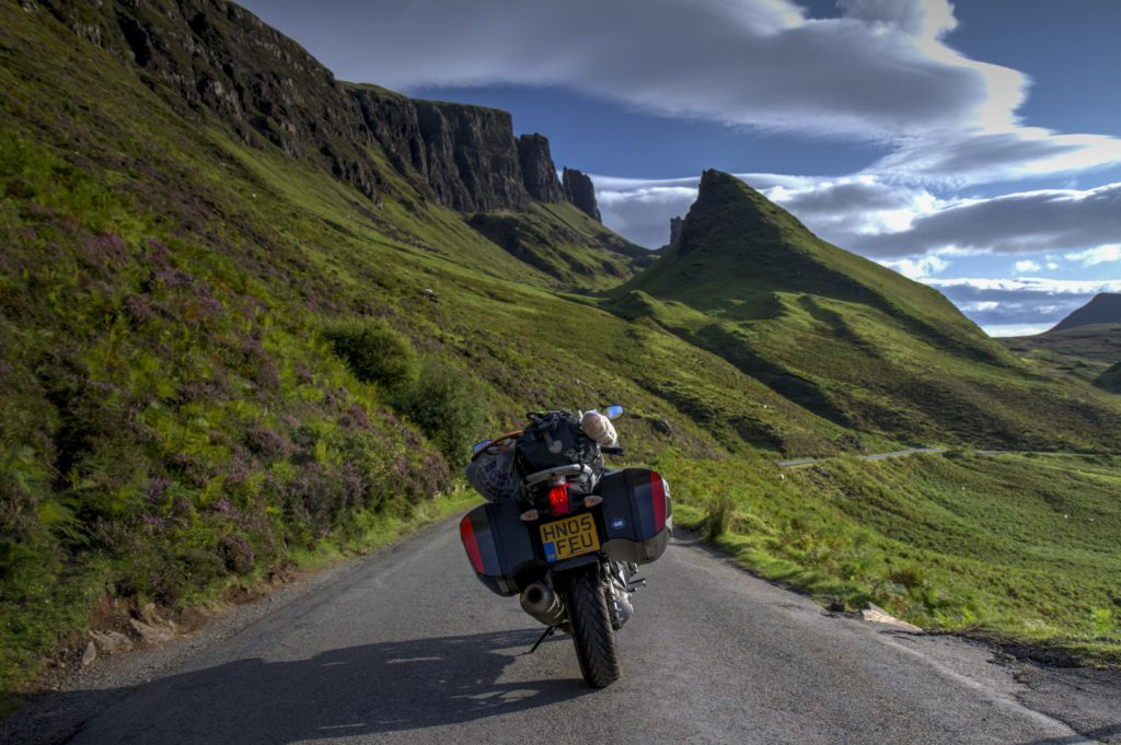 Epic Rides in Scotland | Isle of Skye