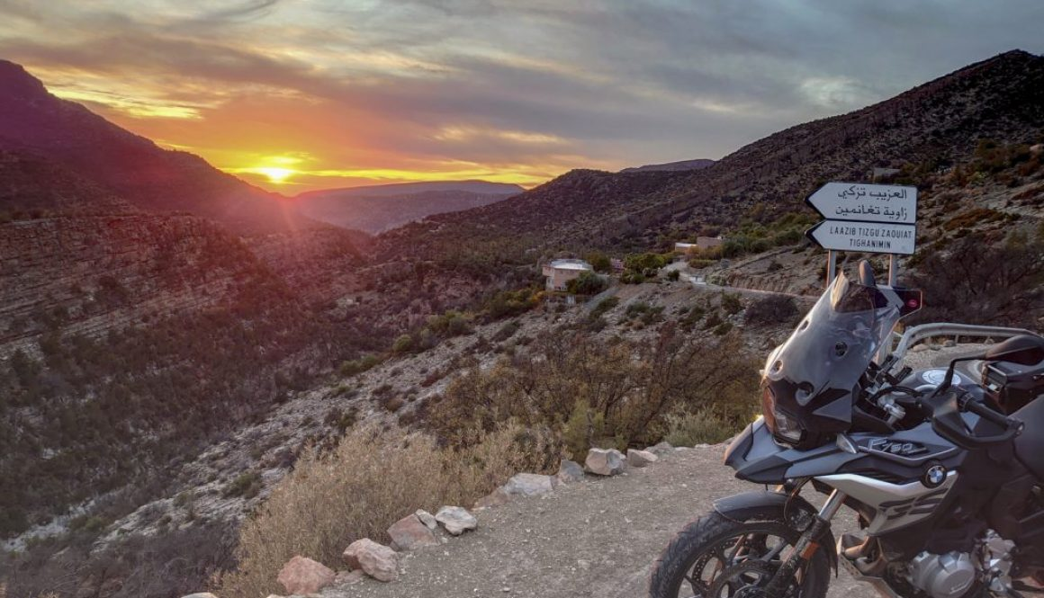 Epic Rides in Morocco – Lower High-Atlas Mountains