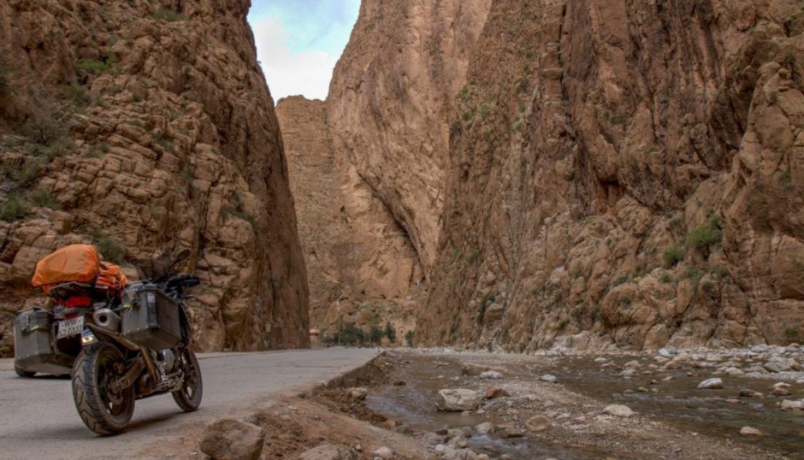Epic Rides in Morocco – The Gorges