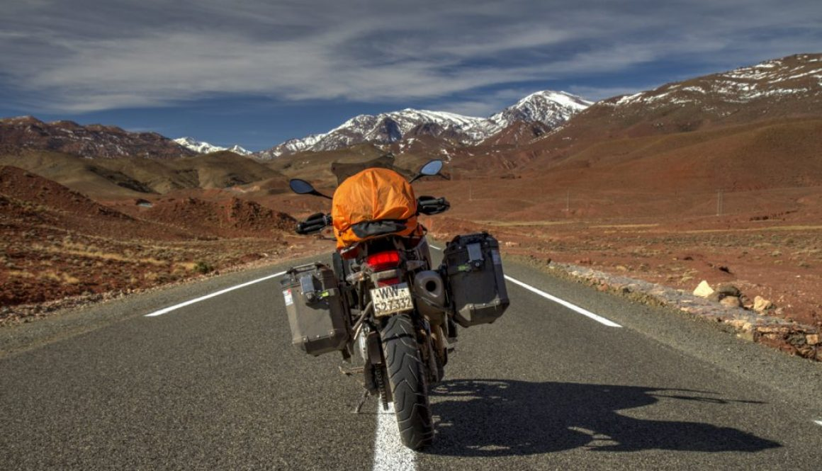 Epic Rides in Morocco – High-Atlas Mountains