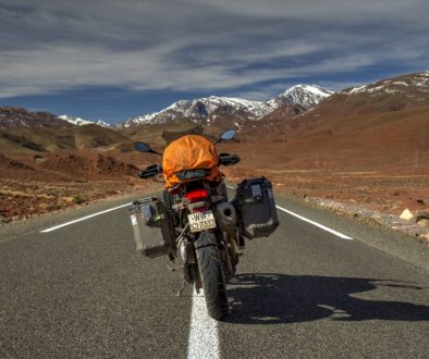 Epic Rides in Morocco | High-Atlas Mountains