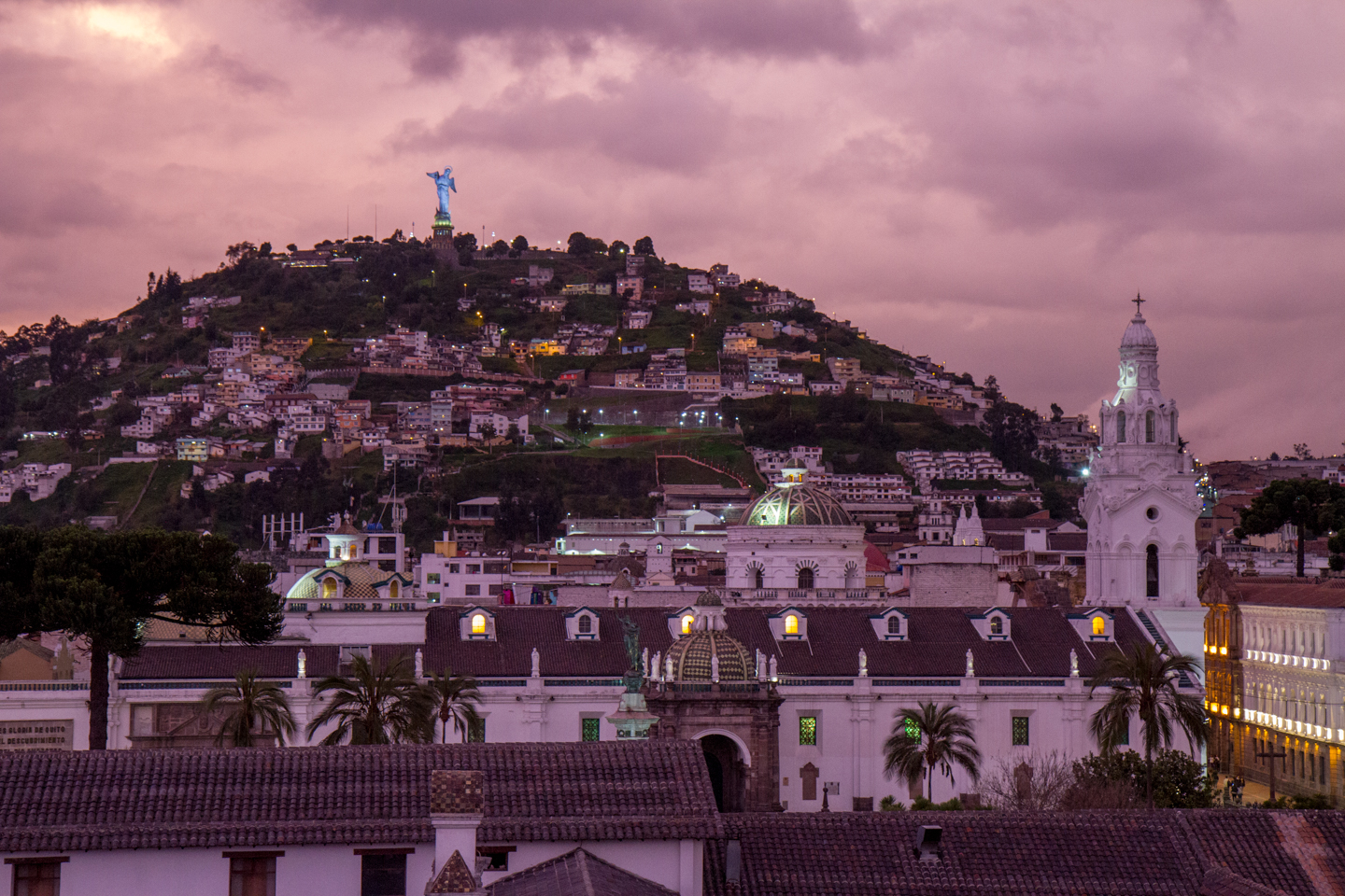 Top Sites in Ecuador | Quito